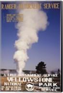 Yellowstone Wall Poster