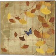 Gingko Branch II Fine-Art Print