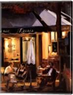 La Brasserie III Fine-Art Print