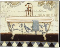 Marche de Fleurs Bath II Fine-Art Print