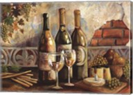 Bountiful Wine I Fine-Art Print