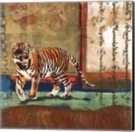 Serengeti Tiger Fine-Art Print