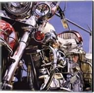 Motorcycle I Fine-Art Print
