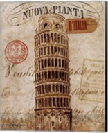 Letter from Pisa Fine-Art Print