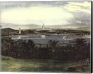 Washington From Arlington Fine-Art Print