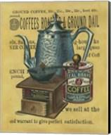 Small Coffee Grounds (IP) Fine-Art Print