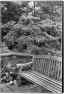 Garden Respite I Fine-Art Print