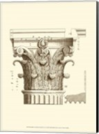 Small Corinthian Detail II (U) Fine-Art Print