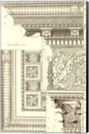 Small Corinthian Detail VI (U) Fine-Art Print