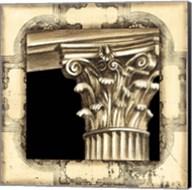 Small Architectural Schema II Fine-Art Print