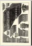 Sm Cornice Palatinis Farnesiani Fine-Art Print