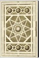 Small Garden Maze VI (P) Fine-Art Print