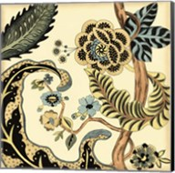 Small Jacobean Tile I (P) Fine-Art Print