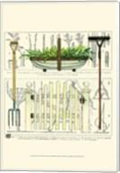 Garden Gate II Fine-Art Print