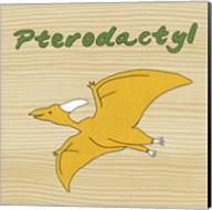 Pterodactyl Fine-Art Print