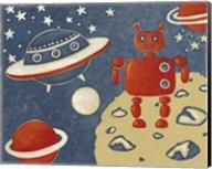Space Explorer II Fine-Art Print