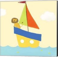 Sailboat Adventure II Fine-Art Print