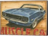 Vintage Muscle II Fine-Art Print
