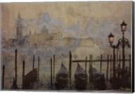 Dawn & the Gondolas II Fine-Art Print