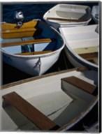 Row Boats V Fine-Art Print