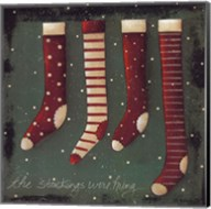 The Stockings Fine-Art Print