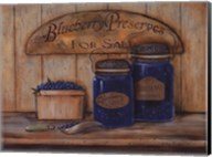 Blueberry Preserves Fine-Art Print