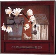 Magnificent Magnolias Fine-Art Print