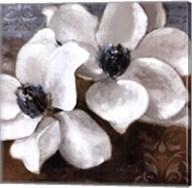 White Magnolia II Fine-Art Print