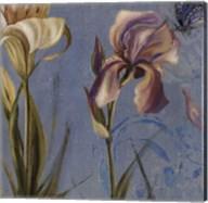 The Garden in Blue II Fine-Art Print