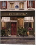 French Store II Fine-Art Print