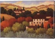 Strove, Tuscany Fine-Art Print