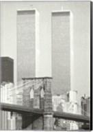 World Trade Center Photo Fine-Art Print