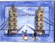 Boy in London Fine-Art Print