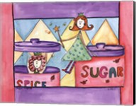 Sugar and Spice Fine-Art Print