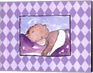 Sleeping Baby I - Bear Fine-Art Print