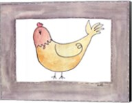 Vintage Chicken Fine-Art Print