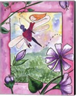 Dragonfly Flight Fine-Art Print