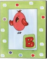 B is for Bird Fine-Art Print