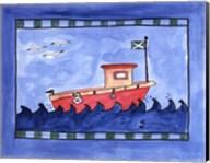 Tugboat Fine-Art Print