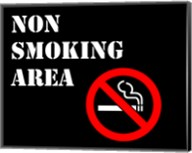 Non Smoking Area Fine-Art Print