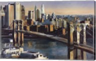Into Manhattan Fine-Art Print