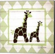 Giraffes Fine-Art Print