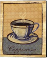 Coffee Club IV - Mini Fine-Art Print