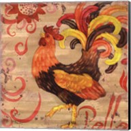 Royale Rooster II Fine-Art Print