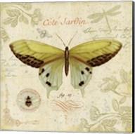 Cote Jardin II Fine-Art Print