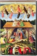 Mystic Nativity, 1500 Fine-Art Print
