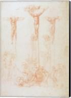 Study of Three Crosses Fine-Art Print