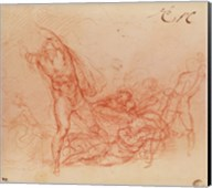 The Resurrection of Christ, c.1536-38 Fine-Art Print