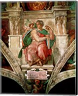 Sistine Chapel Ceiling: The Prophet Isaiah Fine-Art Print