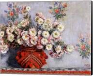 Chrysanthemums, 1878 Fine-Art Print